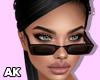 Leysis Brown Glasses