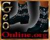 Geo DressUniform Boots T