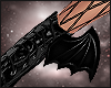 Pvc Addon Shoe Batwings