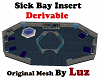 Sick Bay Starship Insert