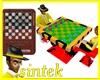 FLASH 2 PLAYER CHECKERS
