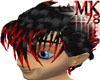 MK78 Haedrablk/redtips