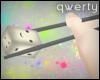 !Q! Chopsticks and Tofu
