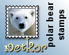 Polar Bear Stamp 4