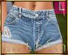 Blue Jeans Short RLL