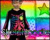 Colorful Skeleton Hoodie