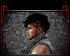 Mohawk Skull {Black}