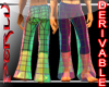 (PX)Derivab. Flare Pants
