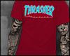 ✔ Tatto+Shirt