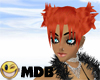 ~MDB~ B. RED BABY HAIR