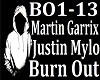 MARTIN G - BURN OUT