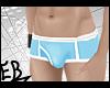 $EB shortsss / blue