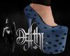 freedom heels blue