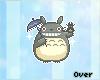 #Over- Totoro.