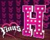 Y. Letter H e
