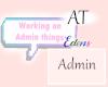 AT Admin Bubble 2