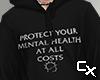 Mental Health Hoodie