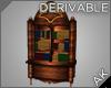 ~AK~ Vintage Bookshelf