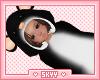 Hamster Kigurumi Black