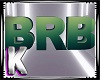 Green BRB Seat