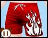 *Y* Fire Shorts