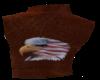 Eagle vest Pops