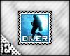 [E] Diver Stamp