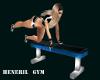 (HS) Gym Flatbench