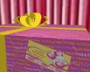 PINK/YELLOW BIRTHDAY ROO