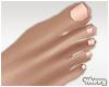 Family Vacay Bare Feet
