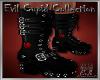 Evil Cupid Boots