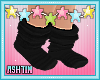 ! KID Black Socks