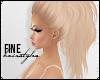 F| Doutzen Blonde