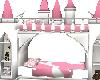 D. Princess bunk bed