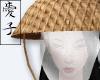 Aoi | Straw Hat Veil