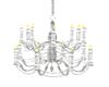 White chandelier æ