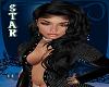 Tiff  Black Silk