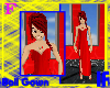 [IF] Red Ball Gown