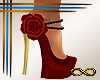 [CFD]Blood Rose Shoes