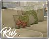 Rus:Pool party pose sofa