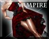 Vampire Queen Gown