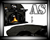 [AS] Fireplace Black