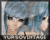 ~Y~ Maggie Teal Hair
