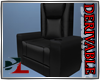 (DL)Single Leather Chair