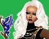 Nidia Platinum Blond