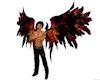 'Fire Dragon Wings M/F