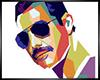 Freddie Mercury Pose CC