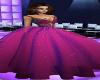 ~TQ~pink Queen Lite Gown