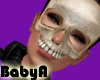 ! BA Human Skull Mask
