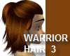 MALE WARRIOR  HAIR 3